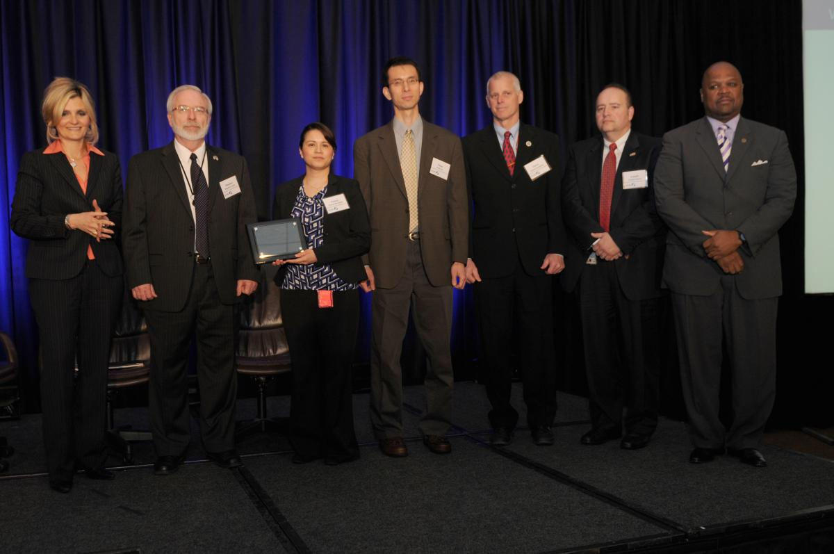 DHS Strategic Sourcing Program Office - Acquisition Excellence Group Award Winner
