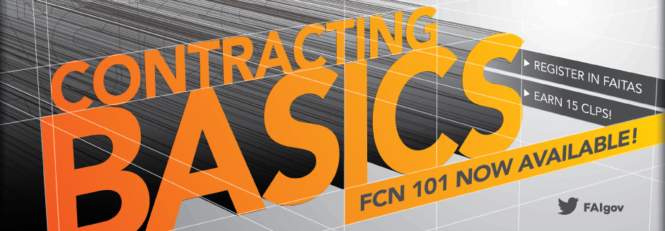 FAI Launches a New Distance Learning Course: FCN 101