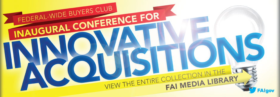 Inaugural Conference for Innovative Acquisitions in FAI Media Library