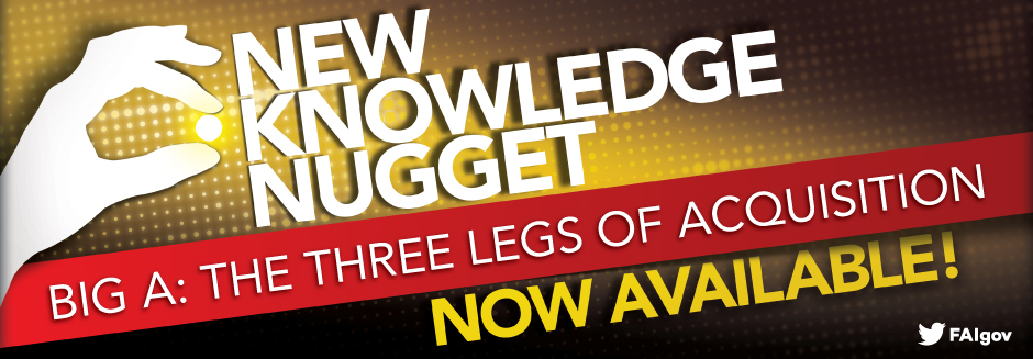 """New Knowledge Nugget, """"Big A"""", Now Available!"""