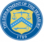 Department of Treasury Seal